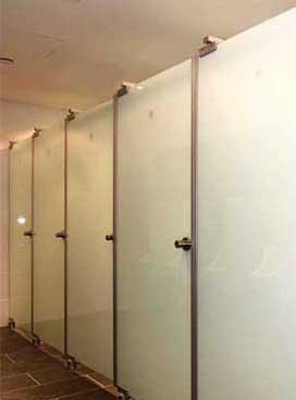 spinde.de - WC Trennwände für Sozialräume